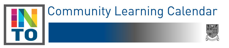 Community Learning Calendar2