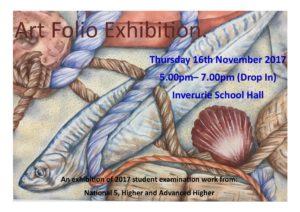 Art Folio Invitation